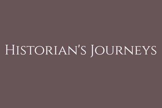logo bloga historian's journeys